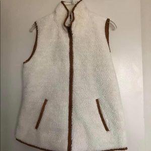 Old Navy Sherpa Vest